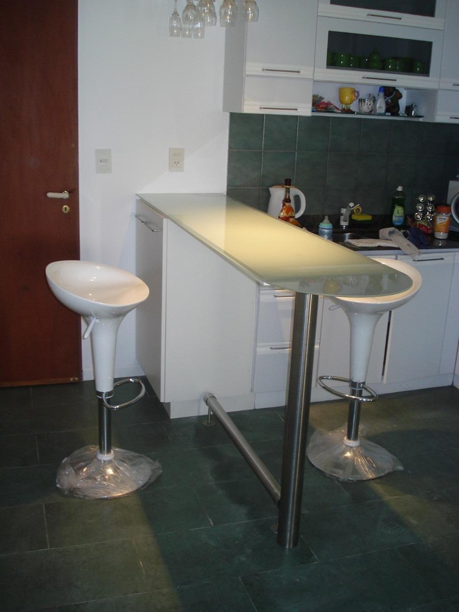 Barras Para Cocina De Cristal Sponeycom