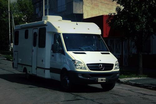 Fábrica De Motorhome, Casas Rodantes Y Utilitarios