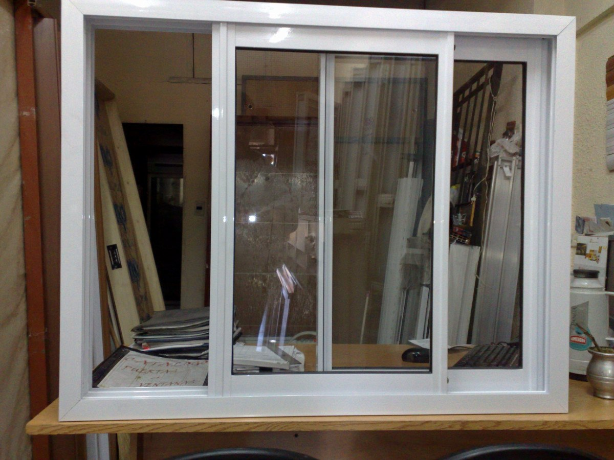 ventanas en aluminio imagui