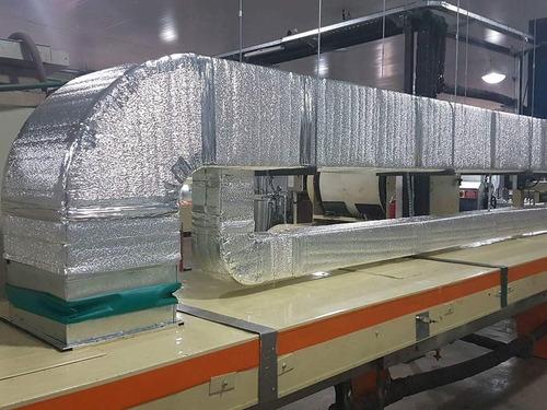 Fabricación De Conductos Para Aire Acondicionado