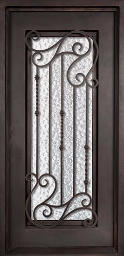 Puertas para ba o de herreria for Puertas de herreria artistica