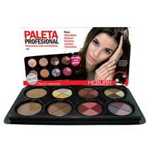 Paleta 8 Correctores Heburn Rec Completa Prof. V Beautyshop