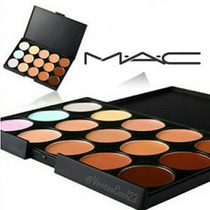 Paletas Correctores Mac Maquillaje Profesional Importadas