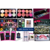 Kit Maquillaje Profesional Social Artistico Hipoalergenico