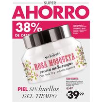 Violetta Fabiani - Crema Antiarrugas Rosa Mosqueta