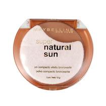 Polvo Compacto Super Natural Sun 24 Dark Sun