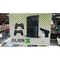 Consola De Juegos Fammily Alien Pro 3 Joystick Pistola Juego