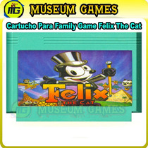 Felix The Cat Cartucho Para Family Game -museum Games-