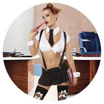 Disfraz Sexy Erotico Asistente Ejecutiva Art#128sexshopkisme