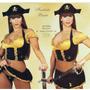 Pirata Disfraz De Fantasias