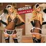 Disfraz Luxury Maid Mucama Con Medias Incluidas Sex Shop