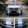 Luces Faros Auxiliares 8 Leds Tuning Universales