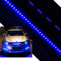 Combo Led Auto Tunning Tira Waterpoof , Dimmer Y Adaptador