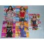 Lote 5 Revistas Cosmopolitan Edic N° 121, 123, 129, 131, 163