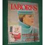 Revista Labores Mil Ideas Tejido Mayo 1981 Moda Ropa Vintage
