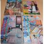 Lote De 4 Revistas De Tejido Crochet Damas Niños Hogar