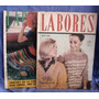 2 Revistas Labores Año 1966 Y 1971