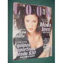 Revista Look Con Moldes Nro 140 -5/03- Paula Chavez Super M