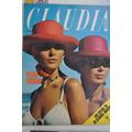 Revista Moda Claudia N165 Los Beatles Hugh Hefner Playboy