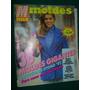 Revista Mia Extra 19 Completa Con Moldes Ropa Moda Costura