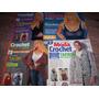 Oferta 4 Revistas Crochet Ediciones Bienvenidas.