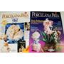 Lote De 2 Revistas Porcelana Fria Jorge Rubino Año 97 Y 98