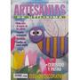 Artesanías De Utilísma Nº 157 - Tapa: Cerusado Y Patina