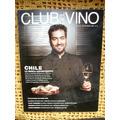 Revista Club Del Vino N° 194 - Chile La Marca Exportadora