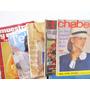 Lote De 5 Revistas Tejidos, Chabela Y Muestras Y Motivos