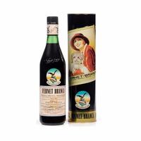 Fernet Branca Edición Limitada Lata Colección + Botella 750