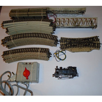 Locomotora Vias Y Accesorios De Tren Marklin H0