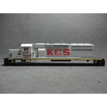 Llm-681 K.c.s Carroceria Locomotora Sd-40-t 2 Athearn Ho-