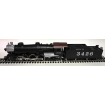D_t Mehano Locomotora Vapor 4-6-2 Santa Fe