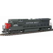 Dash 8-40b Cotton Belt Walthers Mainline En Escala H0