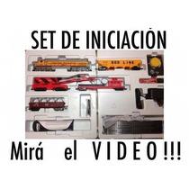 Set Inicio Equipo Tren Ferromodelismo Como Lima Mehano Video