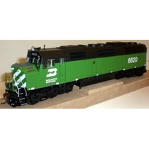(d_t) Athearn Genesis Fp 45 Burlington Northern G67556