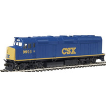 Locomotora Emd F-40 Ph Csx Walthers.