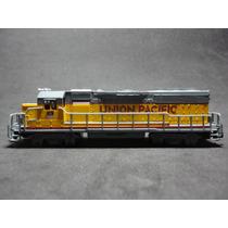 Llm - Union Pacif.- Locomotora Dummy Gm Gp-40 - Bachmann - N