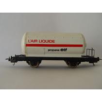Lima - Vagón Cisterna Escala H0 L´air Liquide
