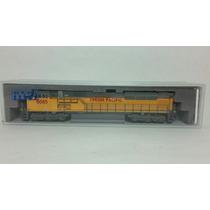 Locomotora Kato Diésel Unión Pacific Milouhobbies Ln004