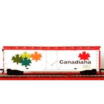 Vagon De Carga Cerrado Canada Tren Escala Ho Marca Tayco