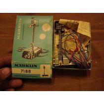 Señalero Semaforo Marklin 7188 En Caja P Tren O Locomotora