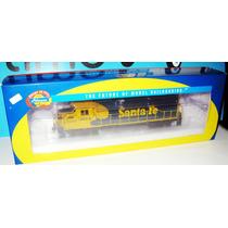 Locomotora Diesel Santa Fe 3814 - 1/87 (h0) Athearn