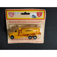 Llm-camion Transporte De Hormigon -- I.h.c. Nro 916 -ho