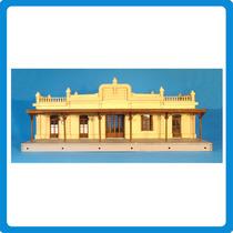 -full- Estacion De Trenes 3 Clase Gcba H0 Nvm Hobbies Le003