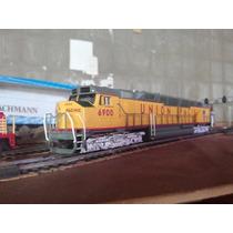 Bachman Ho Dd40ax Dcc No Sonido - Nueva- Union Pacific