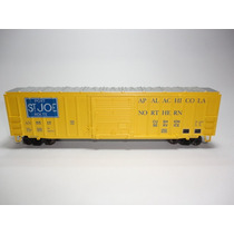 Llm-a.n 5517 -vagon Cushion Car Apalachicola Northern - Ho