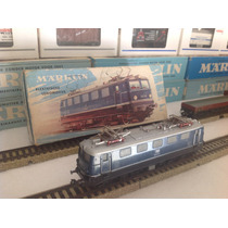 Marklin 3034 Locomotora Electrica Impecable, En Cajita Orig.
