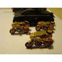 Motos Con Sidecar Alemanas 2ª Guerra Mundial H0