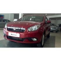 Fiat Grand Siena 4p 2014 1.4 Entrega Inmediata Y Cuotas